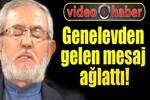 Ali Rıza Demircan'ı ağlatan 'genelev' sorusu