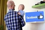 Facebook'tan babalara 4 ay doğum izni