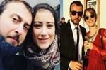 Hazal Kaya'dan aşkı Ali Atay'la pozlar