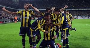 Fenerbahçe:2 - Trabzonspor:0