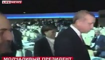 Erdoğan Rus muhabiri susturdu!