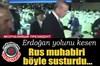Cumhurbaşkanı Erdoğan Rus muhabiri böyle susturdu!