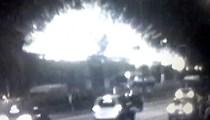 İstanbul'daki patlama anı!..
