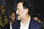 İspanya Başbakanı'na yumruklu saldırı!