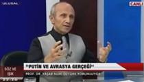 Y.Nuri Öztürk sosyal medyayı karıştırdı!