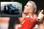 David Beckham'ın yeni yıl hediyesi!