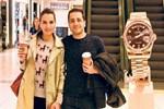 Eşinden Ebru Akel'e 95 bin TL'lik hediye