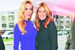 Işıl Reçber ile Pınar Altuğ'un büyük dostluğu