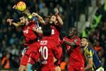 Fenerbahçe:2 - Gaziantepspor:2