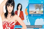 Havalı sunucu Katy Perry