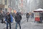 İstanbul perşembeye kadar kara teslim!