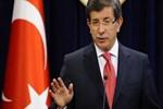 Başbakan Davutoğlu, Suriye'ye sert çıktı!