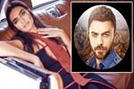 Amine Gülşe'ye yeni yakışıklı