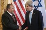 Lieberman: 'Mavi Marmara özrü hataydı'