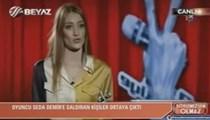 İşte Seda Demir'e saldıran kişi!