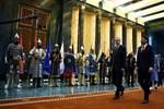 Macaristan Cumhurbaşkanı Saray'a hayran kaldı