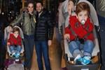 Ebru Akel'in keyifli alışverişi