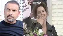 Yıldız Asyalı'dan Mustafa Erdoğan'a öpücük!