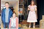 Ailesi Ebru'yu yalnız bırakmadı