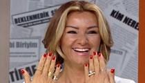 Pınar Altuğ canlı yayında 'ellerini' anlattı