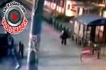İstanbul Emniyet Müdürlüğü'ne saldırı kamerada
