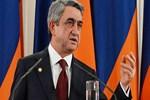 Sarkisyan'dan Türkiye açıklaması!..
