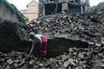Fas'tan Nepal'e dev yardım!
