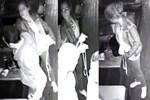 Dizi oyuncusu barda çalışanlara saldırdı!