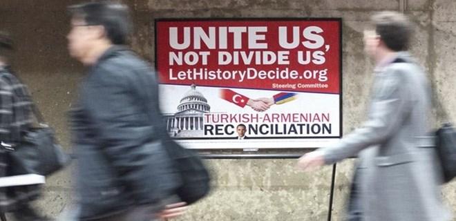 ABD'deki Türklerden Ermenilere 1915 atağı!..