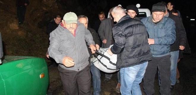 Zonguldak'ta hayret veren ölüm!..