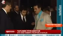 Tatlıses ATV Ana Haber'e bağlandı