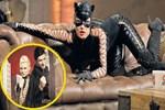 'Kedi Kadın' ve 'Batman' stüdyo bastı