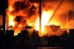 Ankara'da dev yangın!...