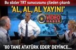 TRT yayınında 'Enver Paşa' gerginliği!