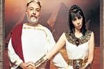 Yeşim Salkım Kleopatra oldu!