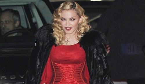 Madonna İstanbul'dan ilham aldı!