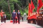 Sırbistan'dan Arnavutluk'a tarihi ziyaret!