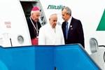 Erdoğan'ın 'Papa' örneği havada kaldı!