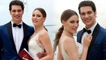 Yaman ve Mira evlendi!