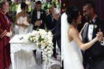 Selçuk Şahin evlendi!