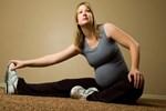 Egzersiz sağlıklı bir doğum için şart!