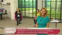 Esra Erol canlı yayında hamile olduğunu açıkladı!