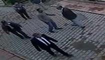 Kamalak'ın korumaları imamı dövdü!