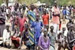 Güney Sudan'da açlıkla büyük mücadele!