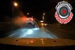 İzmir Karşıyaka'da yaşanan kaza kamerada!