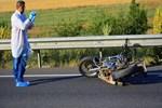 Muğla'da motosikletle otomobil çarpıştı!