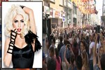 Lady Gaga'dan sert müdahaleye tepki!