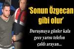 'Özgecan Aslan cinayeti sanığından avukata tehdit' iddiası!