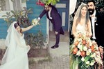Zeynep Çamcı mutluluğa 'Evet' dedi!