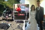 Düğün arabaları mezarları oldu!..